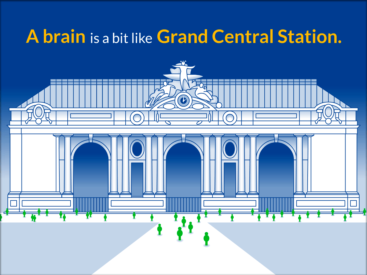 Grand Central Station illustration